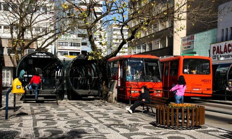 Bus Rapid Transit System, Curitiba- sheet3