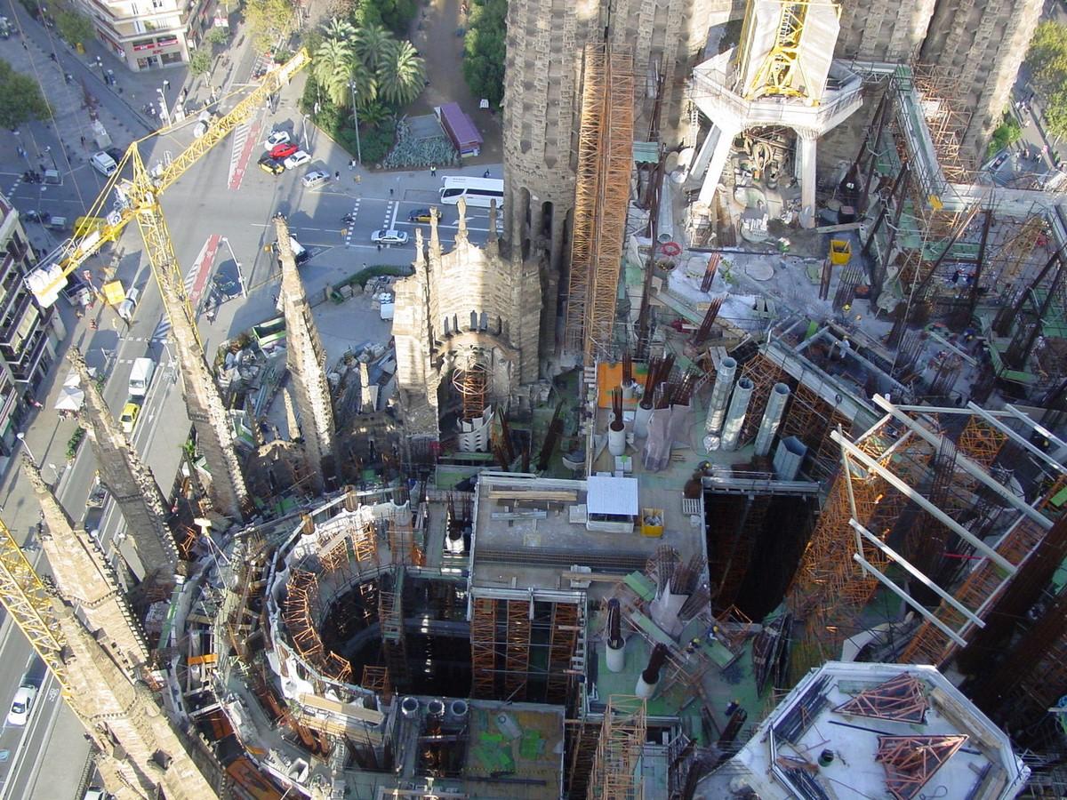 The long history and longer journey of Gaudi's Sagrada Familia- sheet12