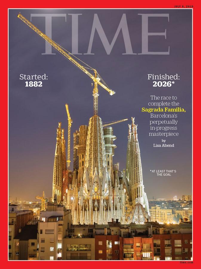 The long history and longer journey of Gaudi's Sagrada Familia- sheet16