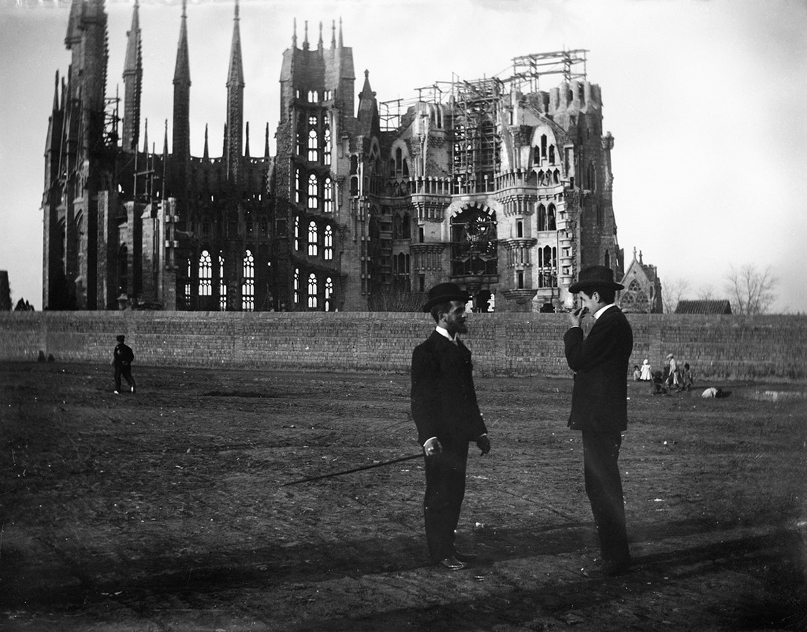 The long history and longer journey of Gaudi's Sagrada Familia- sheet5
