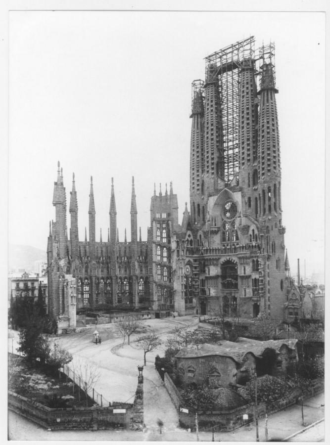 The long history and longer journey of Gaudi's Sagrada Familia- sheet7
