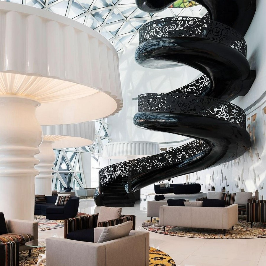 Doha Mondrian by Marcel Wanders- sheet1