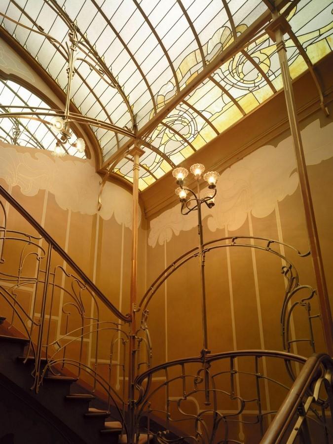 Horta Museum, Belgium- sheet3