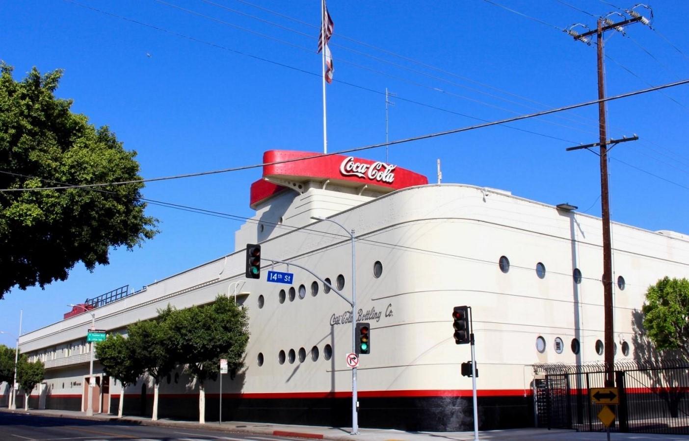 Coca-Cola Building, USA- sheet1
