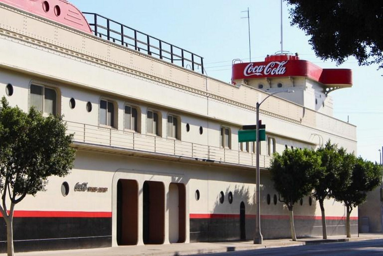 Coca-Cola Building, USA- sheet2