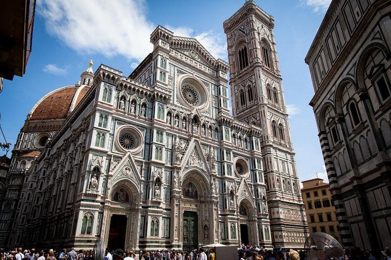Florence Cathedral, Italy- sheet2