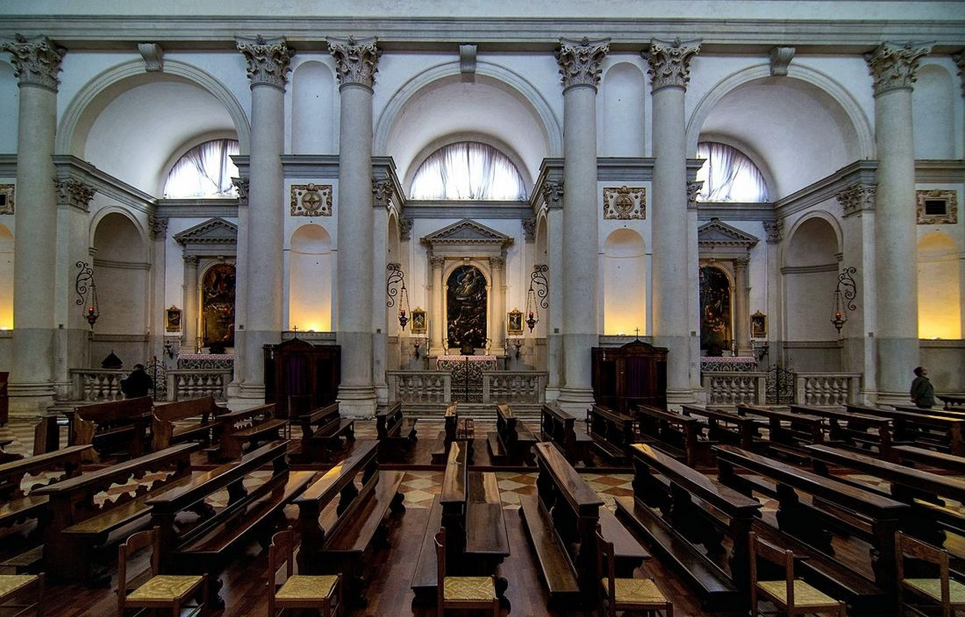 Church of the Santissimo Redentore, Italy- sheet3