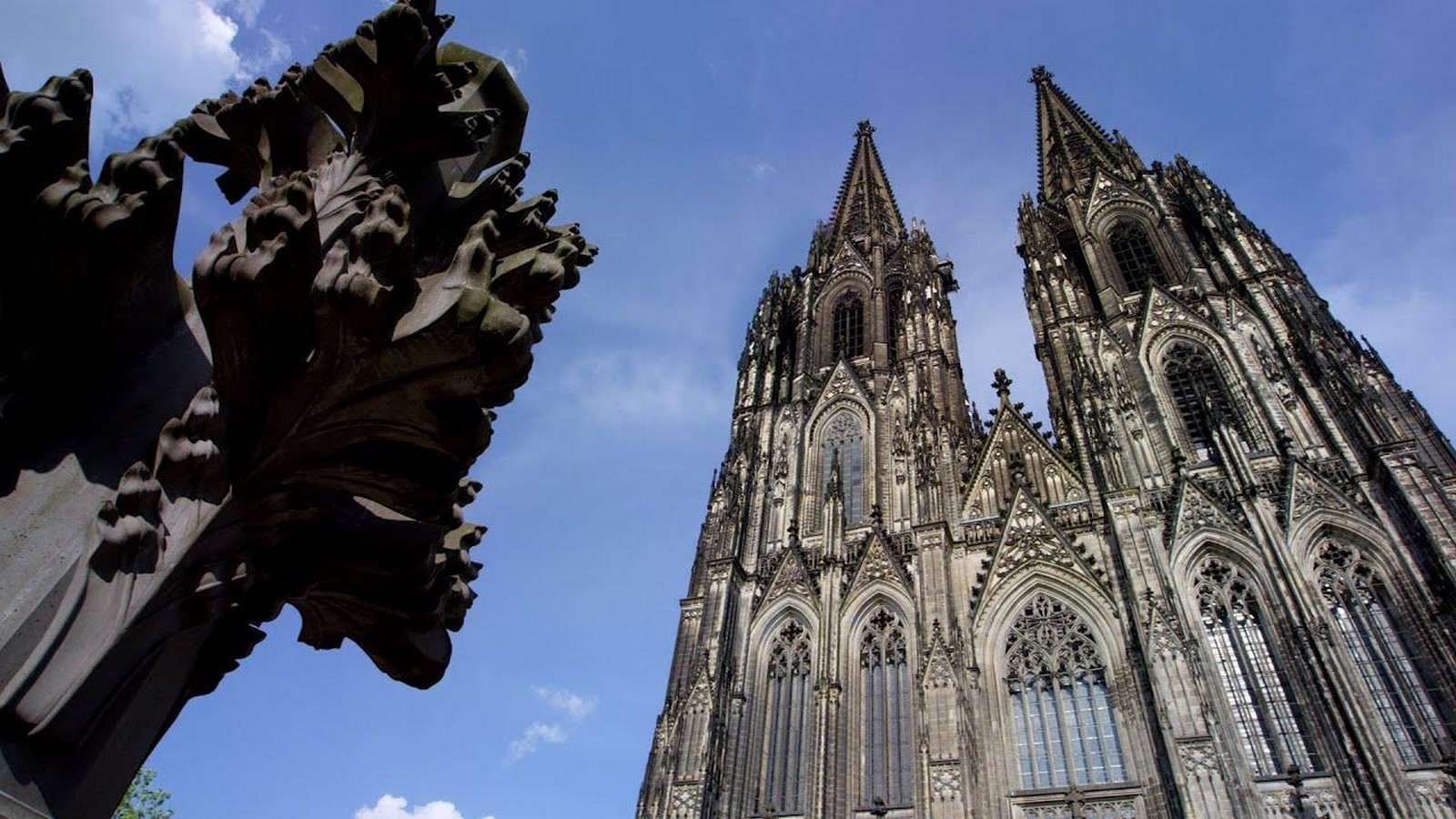 Cologne Cathedral, Germany- sheet1