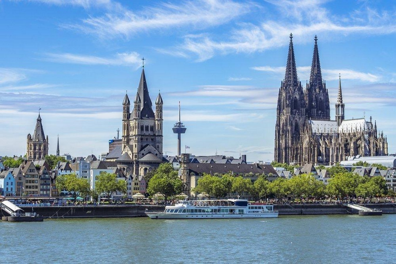 Cologne Cathedral, Germany- sheet2