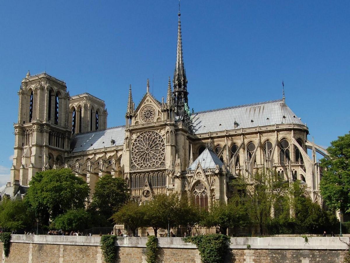 Notre-Dame de Paris, France-sheet1