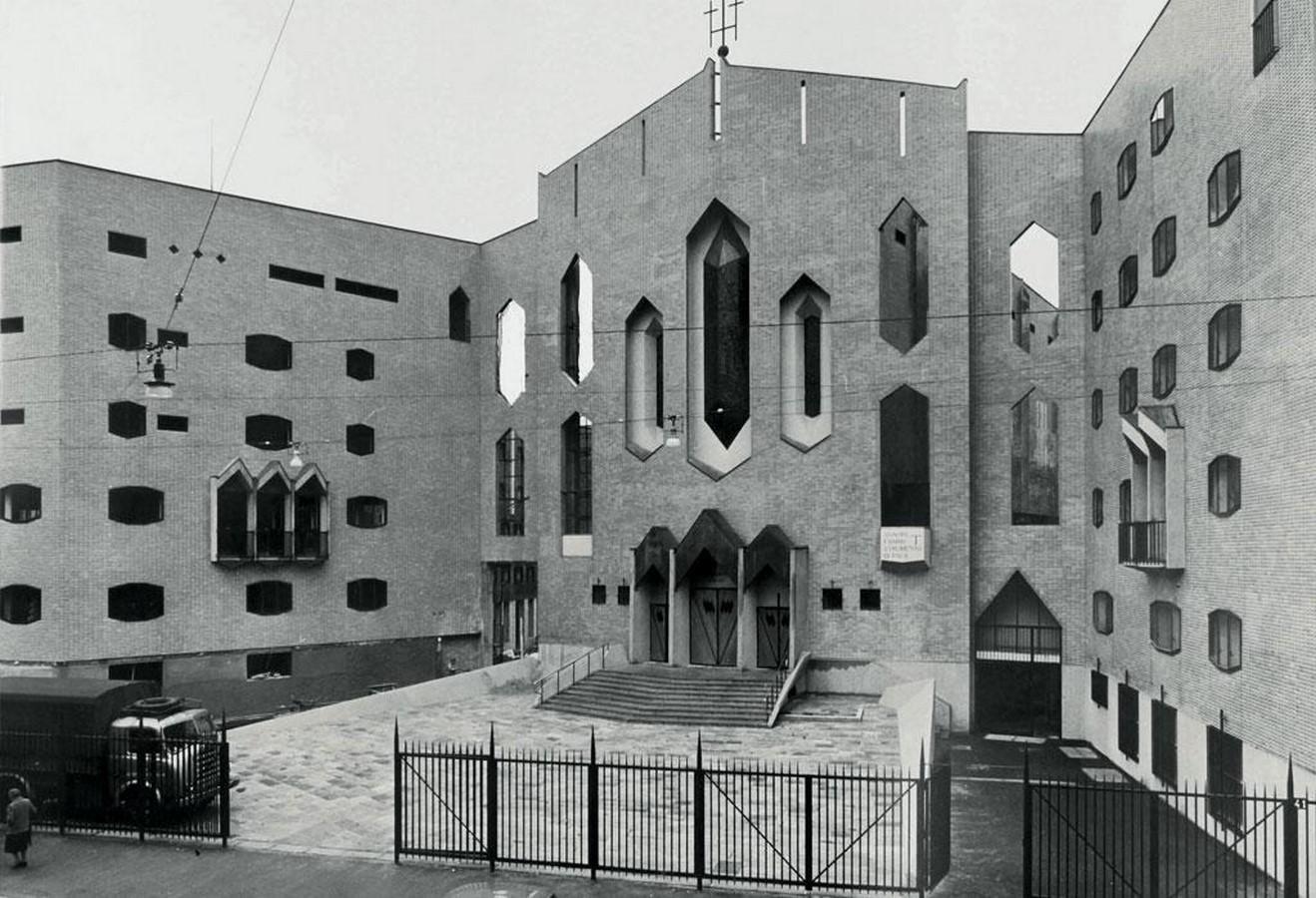 Church of San Francesco d'Assisi al Fopponino, Italy- sheet1