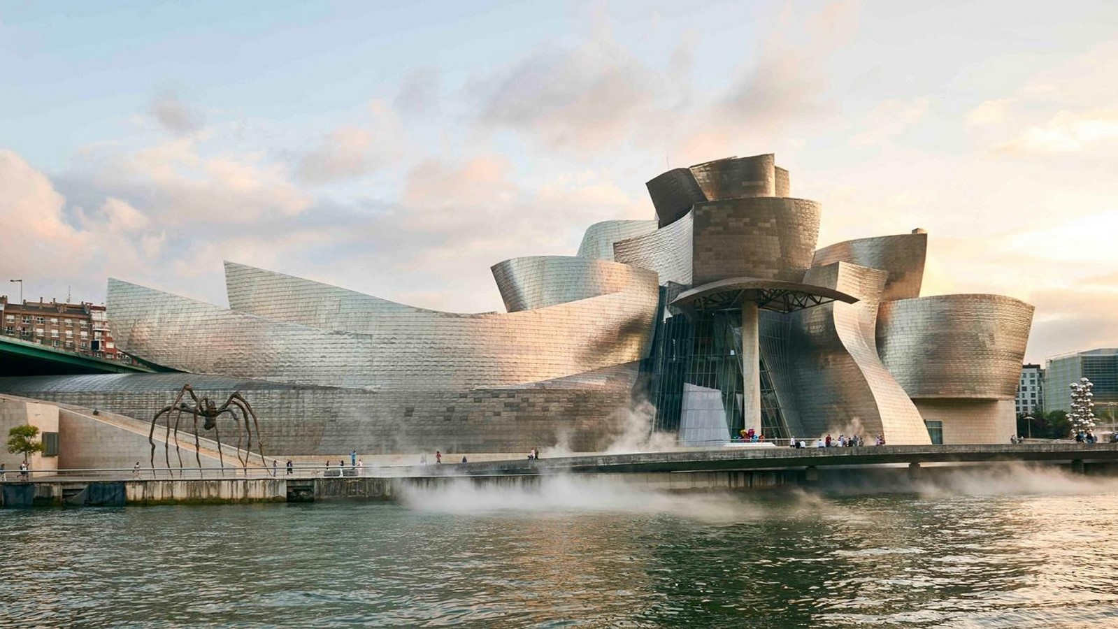 Guggenheim Museum Bilbao, Spain- sheet1