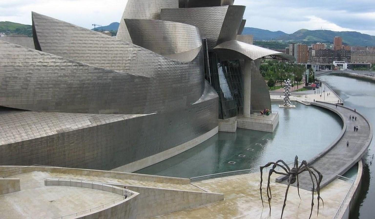 Guggenheim Museum Bilbao, Spain- sheet2