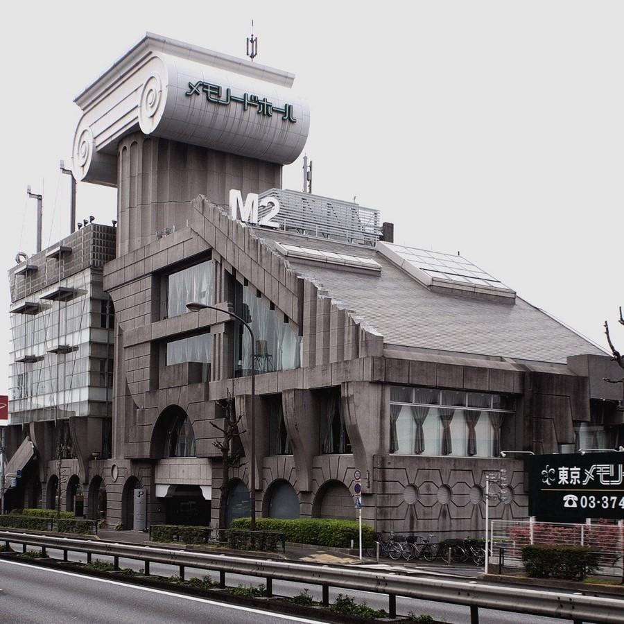 M2 Building, Japan- sheet2