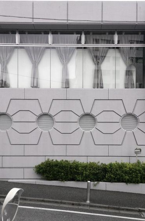 M2 Building, Japan- sheet3