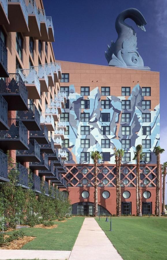 Walt Disney World Dolphin and Swan Hotels, USA- sheet2