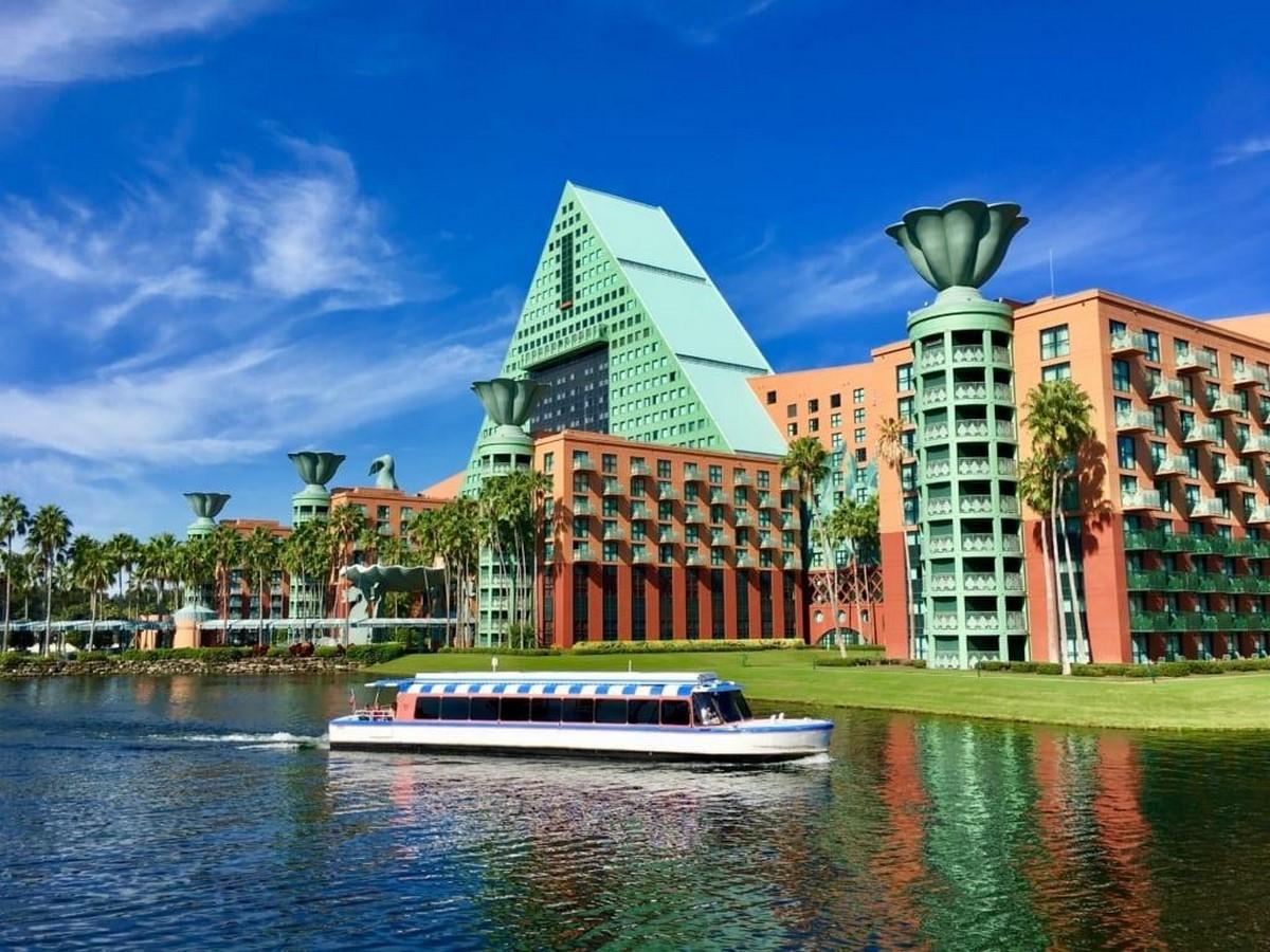 Walt Disney World Dolphin and Swan Hotels, USA- sheet3