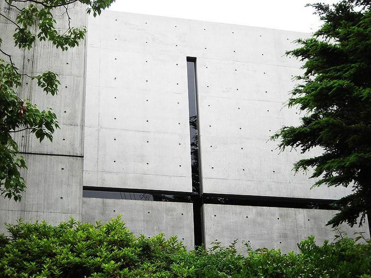 Church of the Light, Japan- sheet1