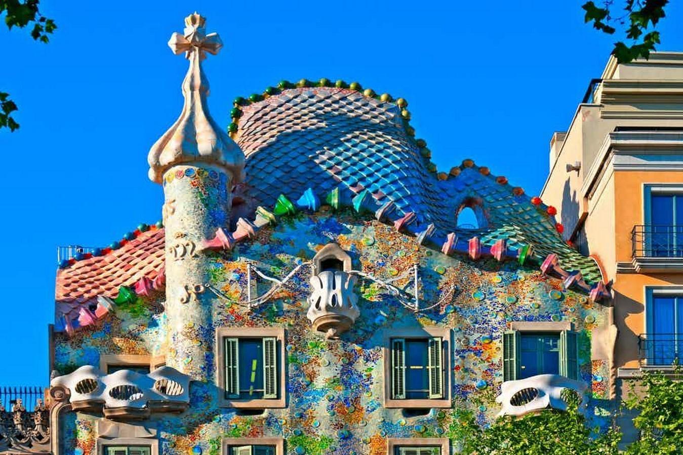 Casa Batllo, Spain- sheet1