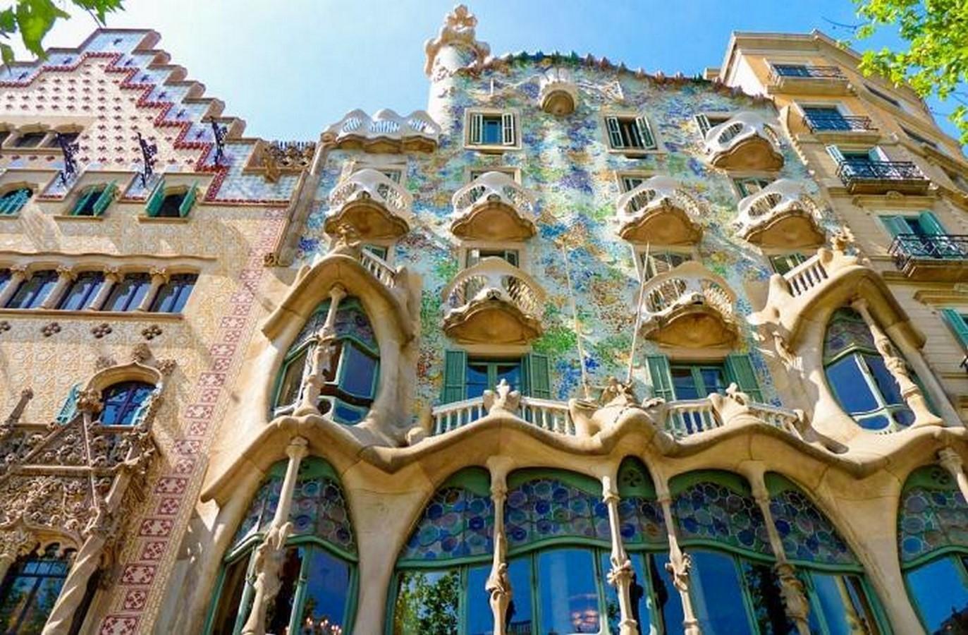 Casa Batllo, Spain- sheet3