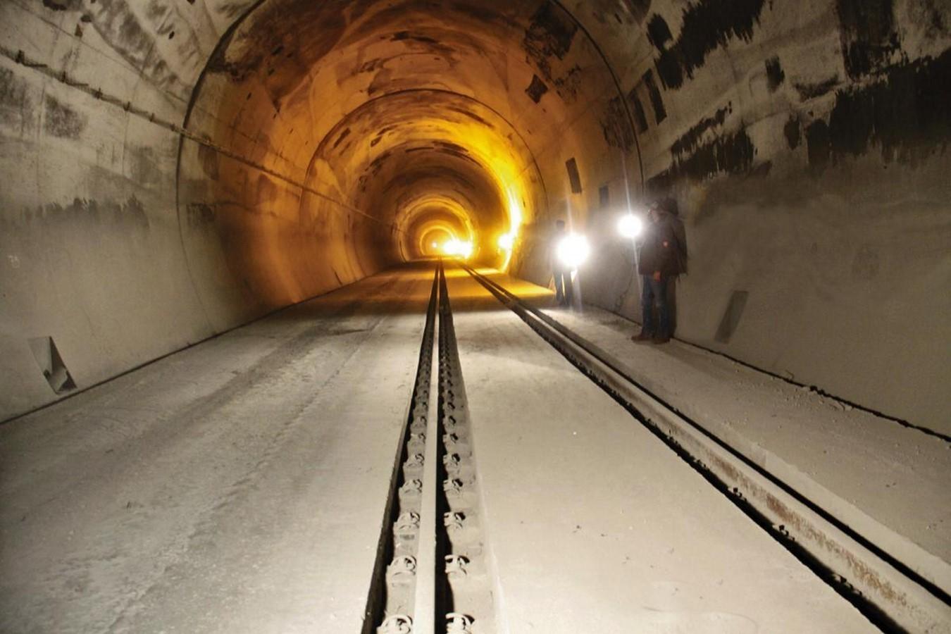 Pir Panjal Rail Tunnel- sheet1