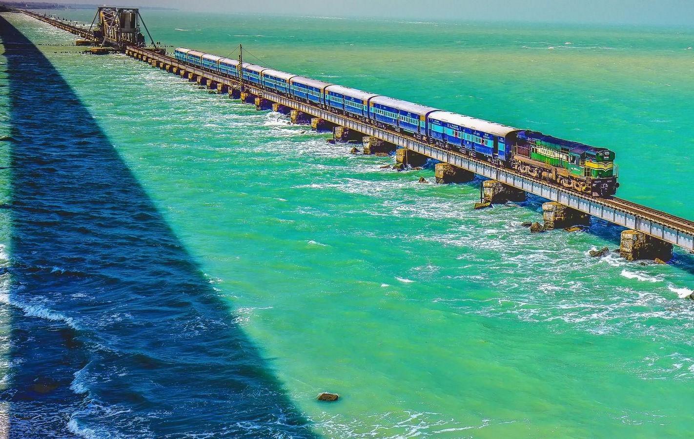 Pamban Bridge- sheet1
