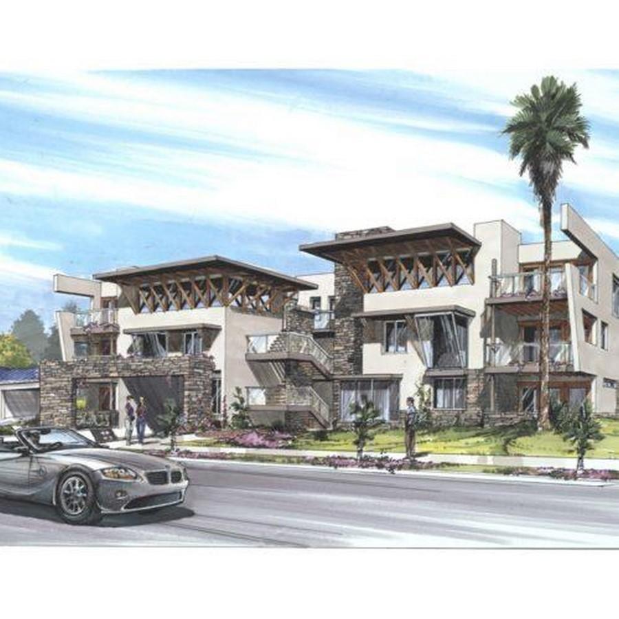 Oyster Shell Condominiums, LA Jolla, CA - Sheet1