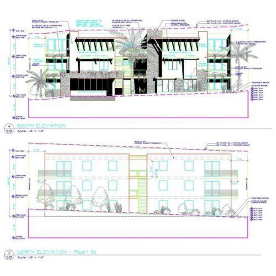 Oyster Shell Condominiums, LA Jolla, CA - Sheet2