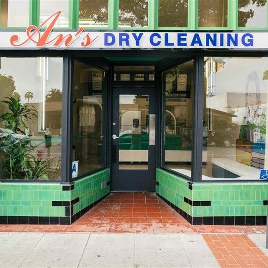 An's Dry Cleaning, San Diego, CA - Sheet1