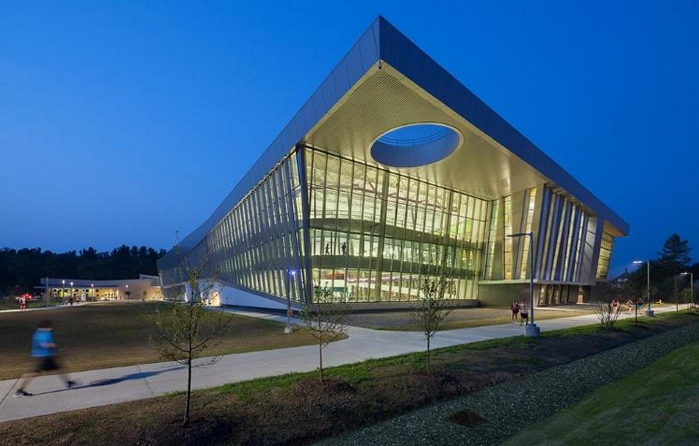 Student Life center-state University of New York (SUNY) Cortland- sheet1