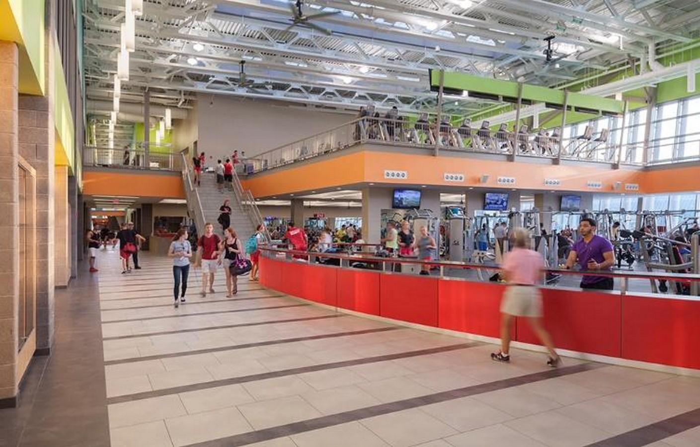 Student Life center-state University of New York (SUNY) Cortland- sheet3