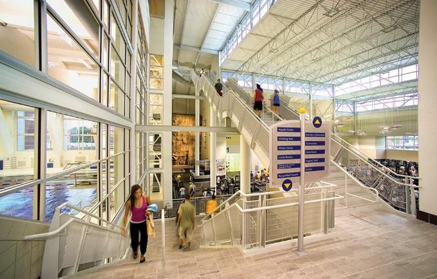 Campus Recreation Center, Georgia Institute of Technology- sheet3