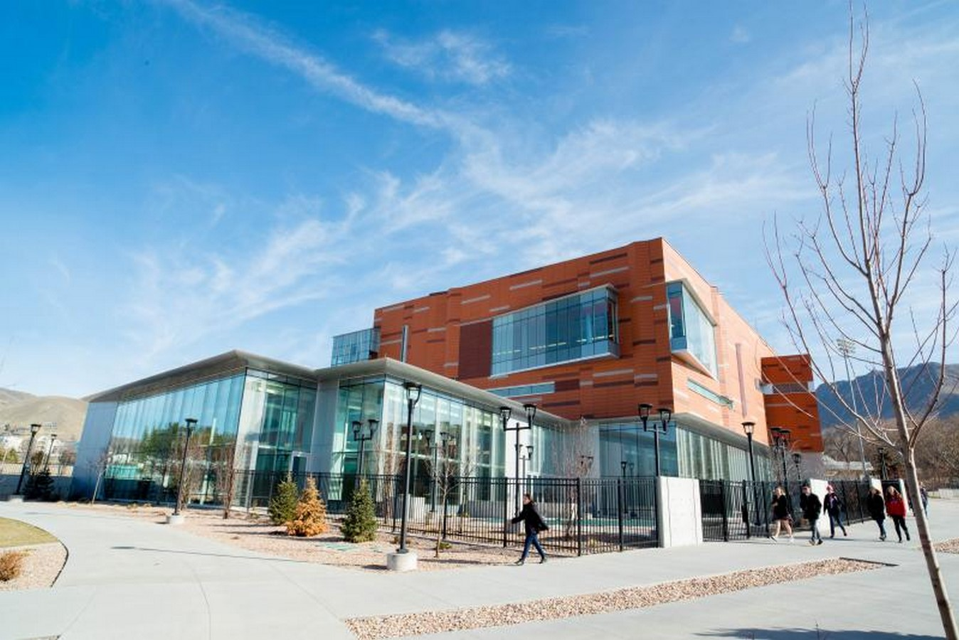 George S. Eccles Student Life Centre, University of Utah- sheet2