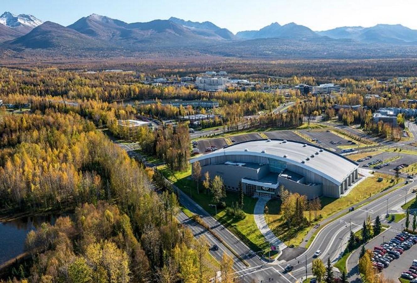 The Alaska Airlines Centre - University of Alaska Anchorage- sheet3