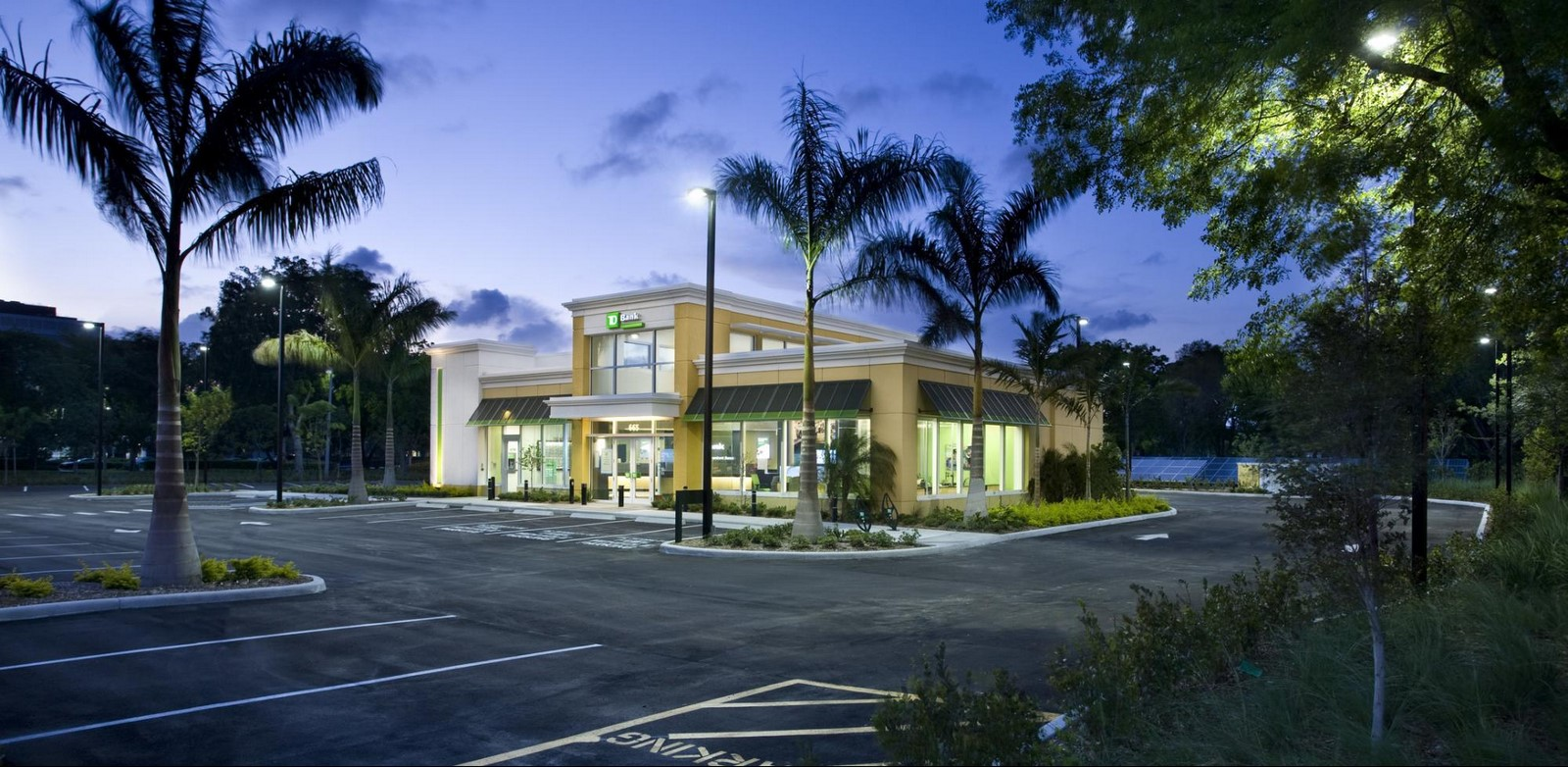 TD Banks' first net-zero energy Branch in the U.S- sheet2