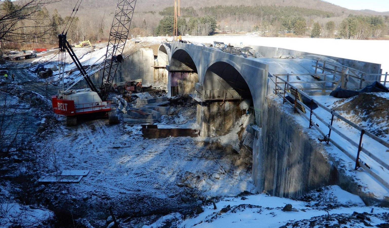 Red House Lake: Dam and Bridge- sheet3