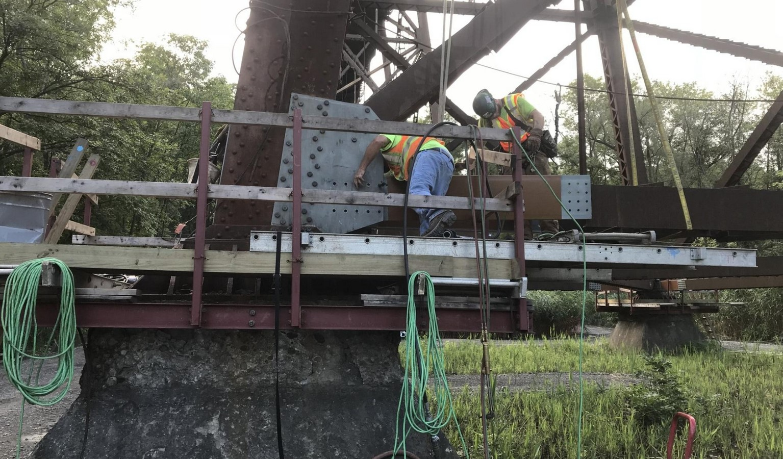 CSX Castle-ton Bridge- sheet1