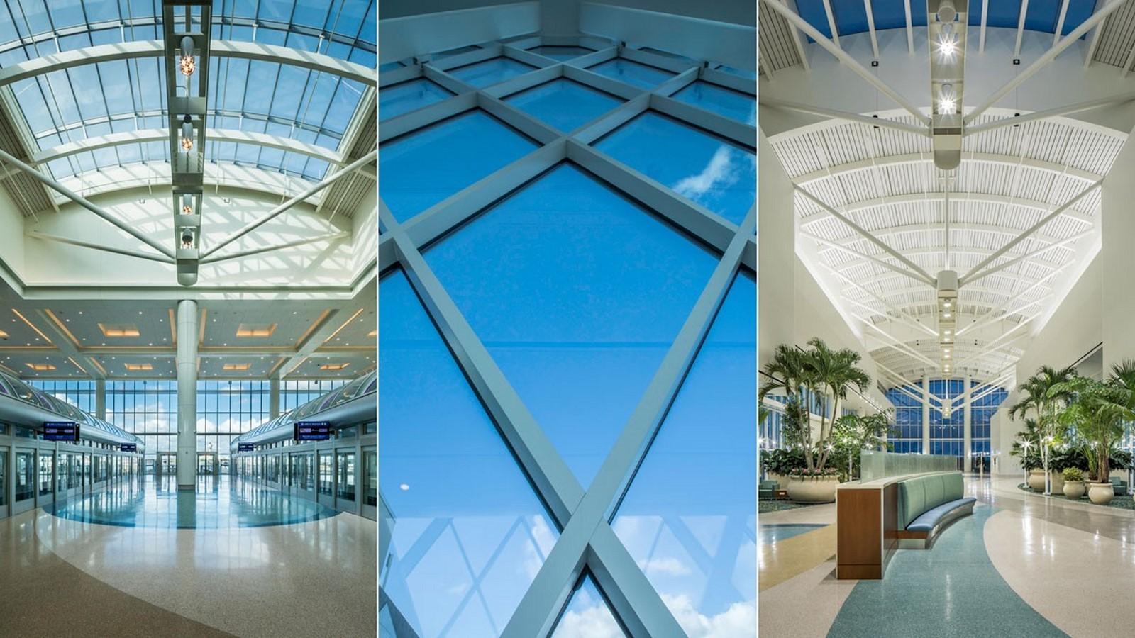 Orlando International Airport (OIA) Intermodal Terminal Facility- sheet1