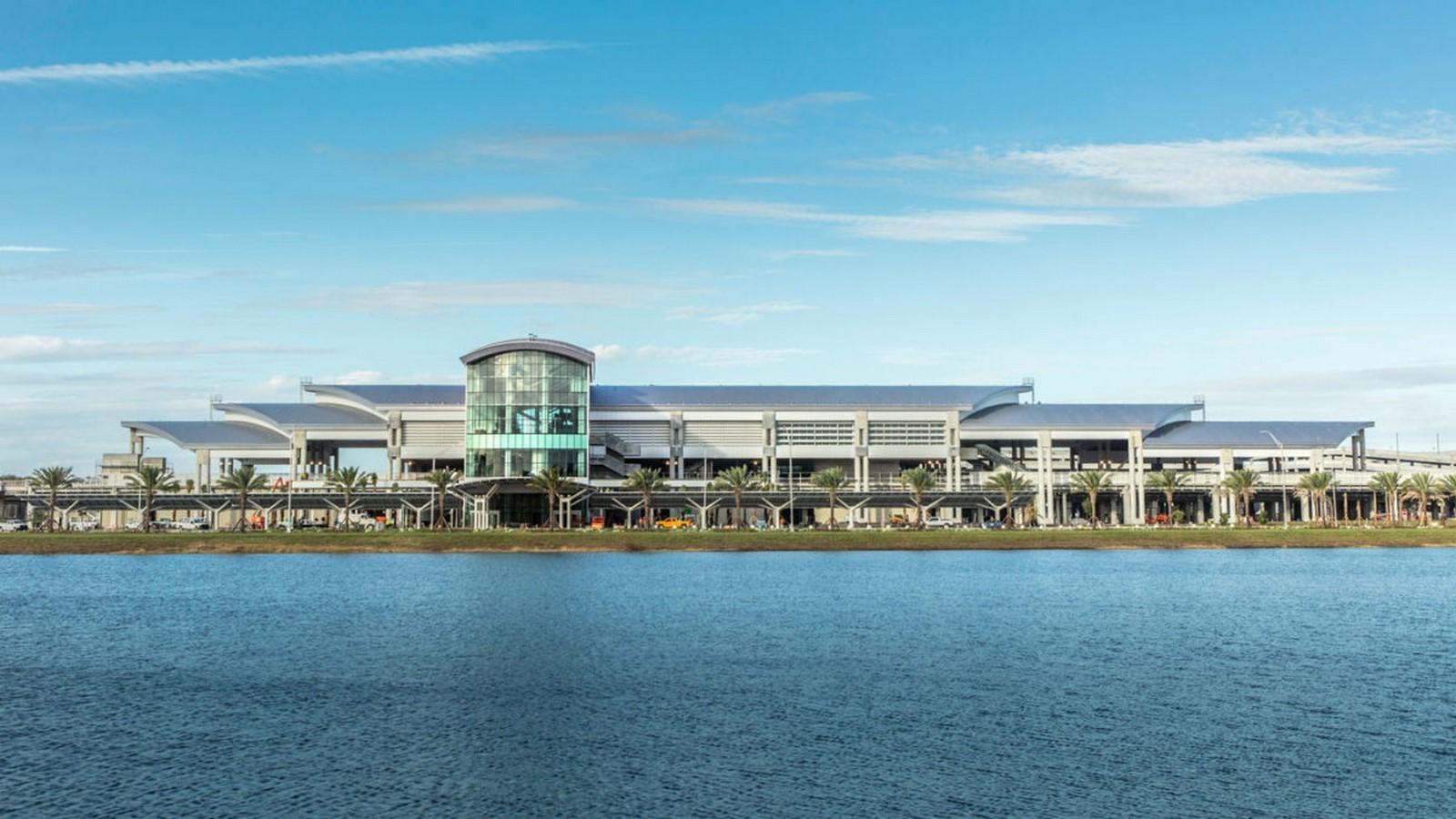 Orlando International Airport (OIA) Intermodal Terminal Facility- sheet5