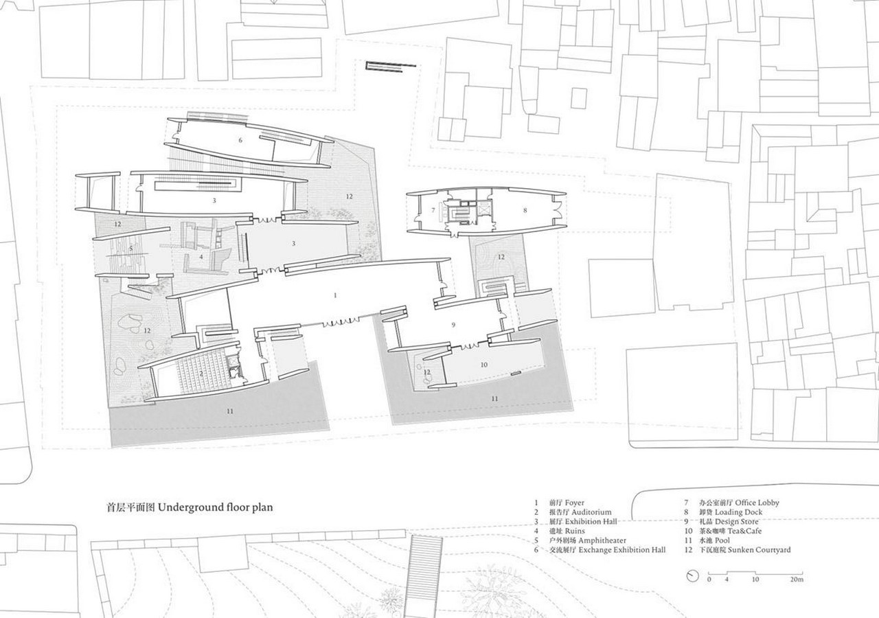 Monumental vaulted museum to honor jingdezhen's ancient kilns completed by Studio Zhu Pei- sheet15
