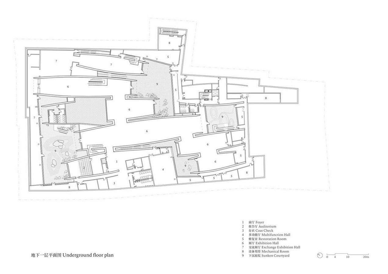 Monumental vaulted museum to honor jingdezhen's ancient kilns completed by Studio Zhu Pei- sheet16