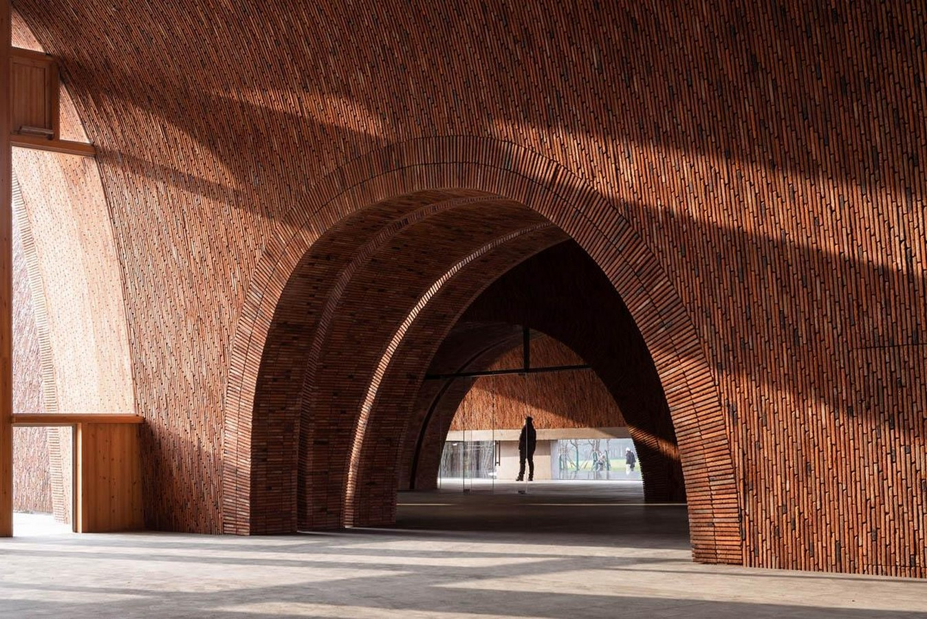 Monumental vaulted museum to honor jingdezhen's ancient kilns completed by Studio Zhu Pei- sheet2