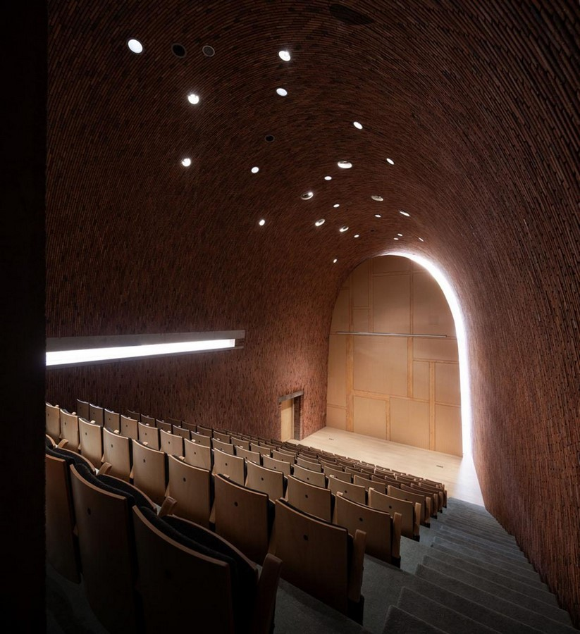 Monumental vaulted museum to honor jingdezhen's ancient kilns completed by Studio Zhu Pei- sheet4