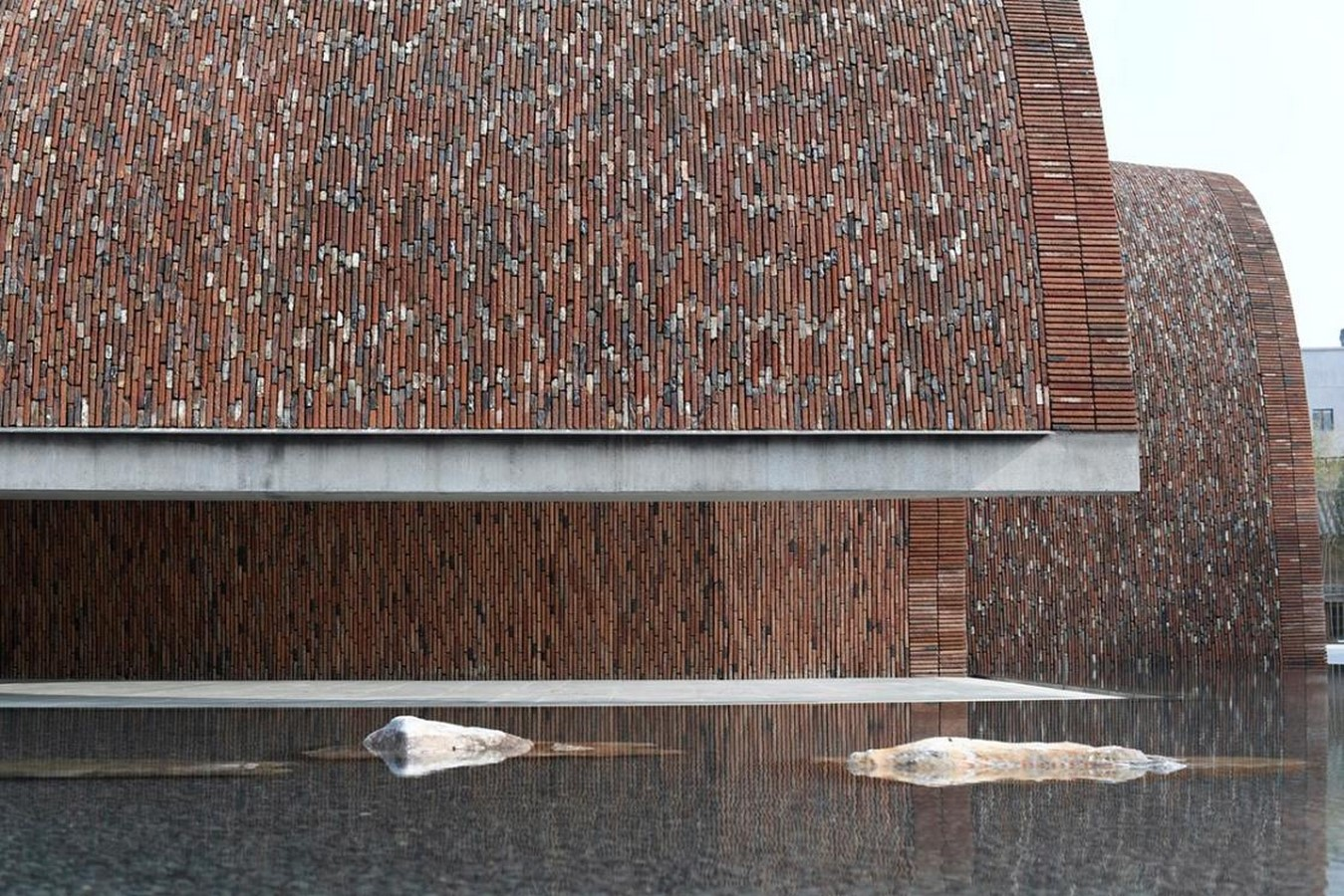 Monumental vaulted museum to honor jingdezhen's ancient kilns completed by Studio Zhu Pei- sheet6