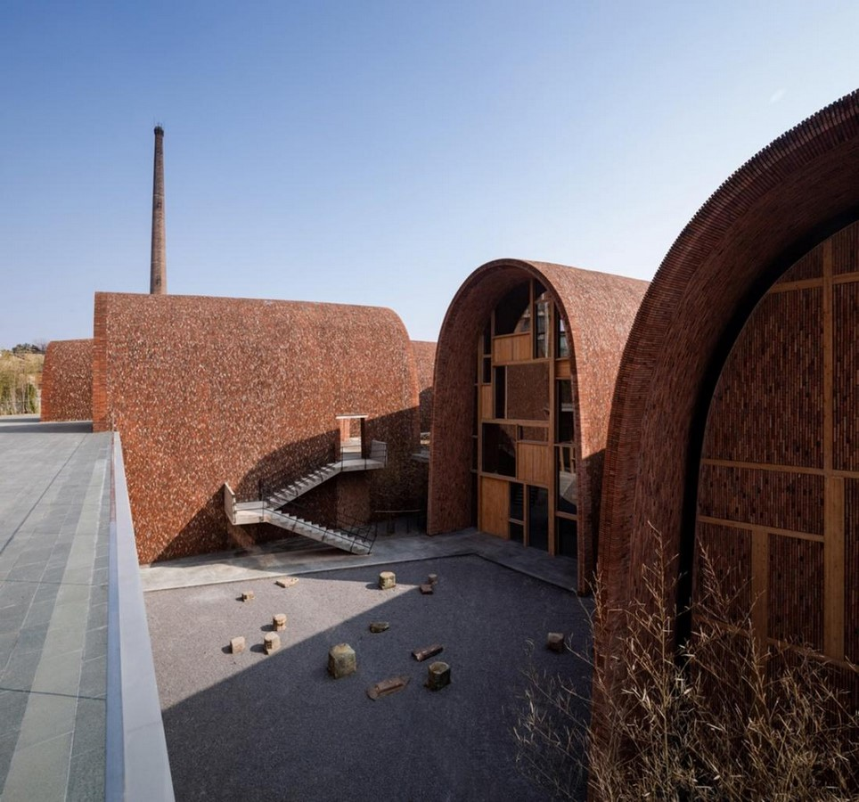 Monumental vaulted museum to honor jingdezhen's ancient kilns completed by Studio Zhu Pei- sheet8