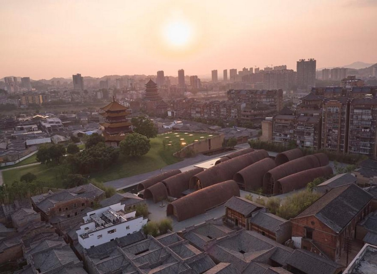 Monumental vaulted museum to honor jingdezhen's ancient kilns completed by Studio Zhu Pei- sheet9