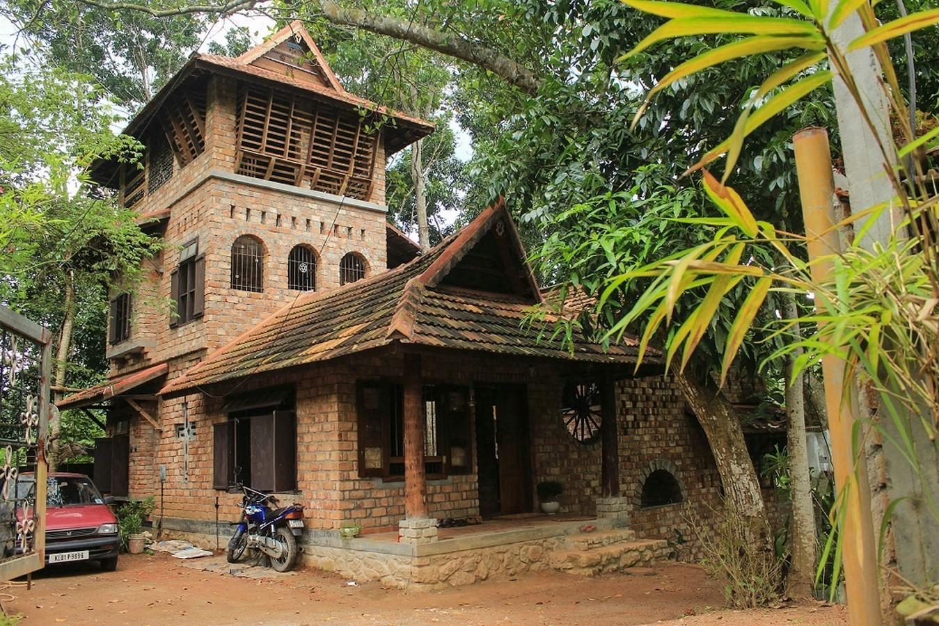 Project - The Canaan (House), Kerala, India- sheet2