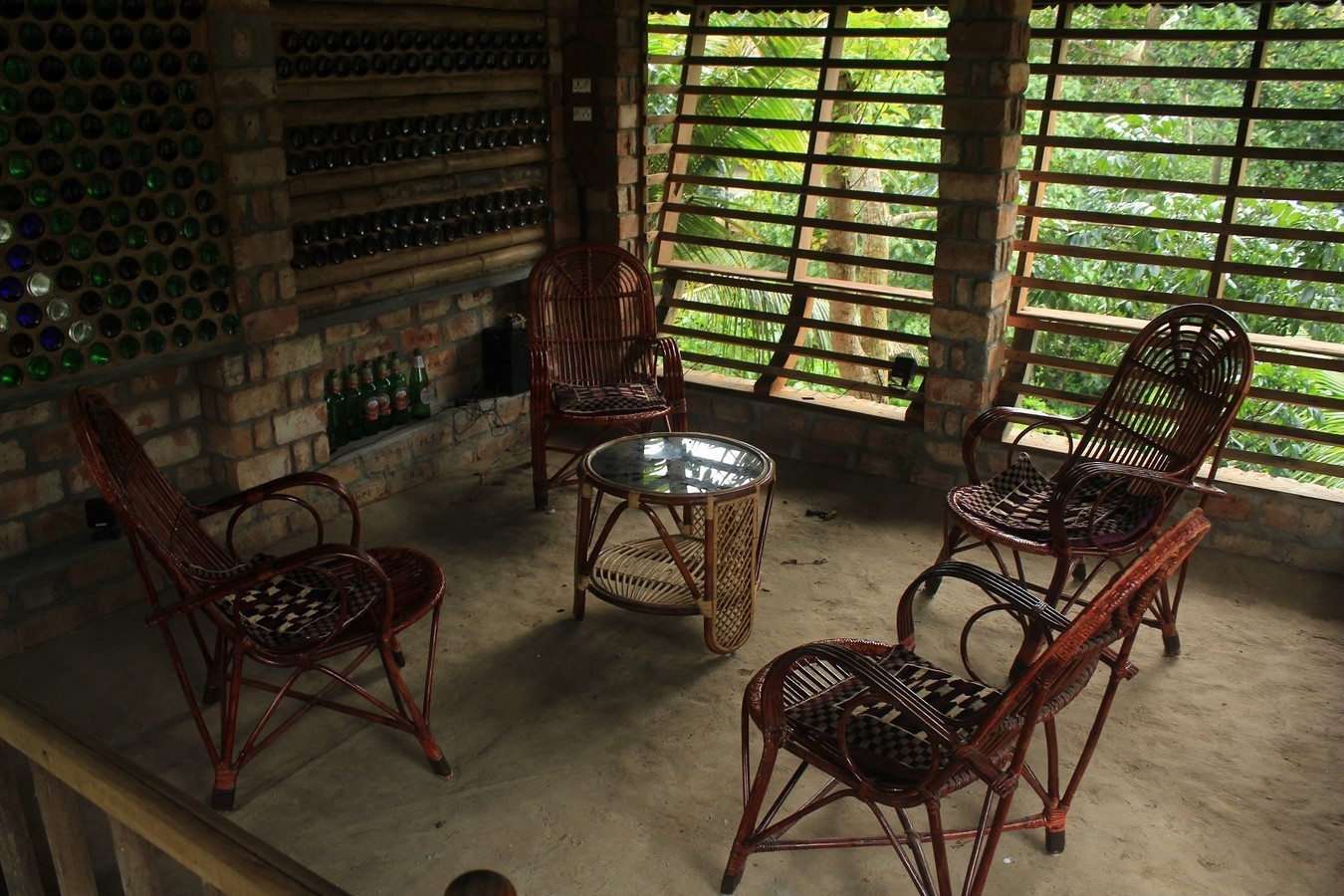 Project - The Canaan (House), Kerala, India- sheet3