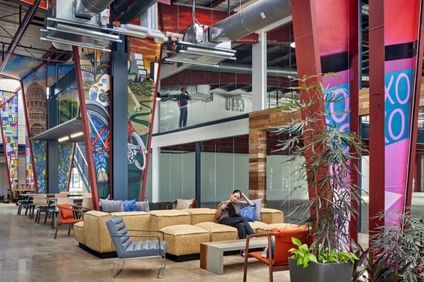 Project - UPCycle Office, Austin, US- sheet1