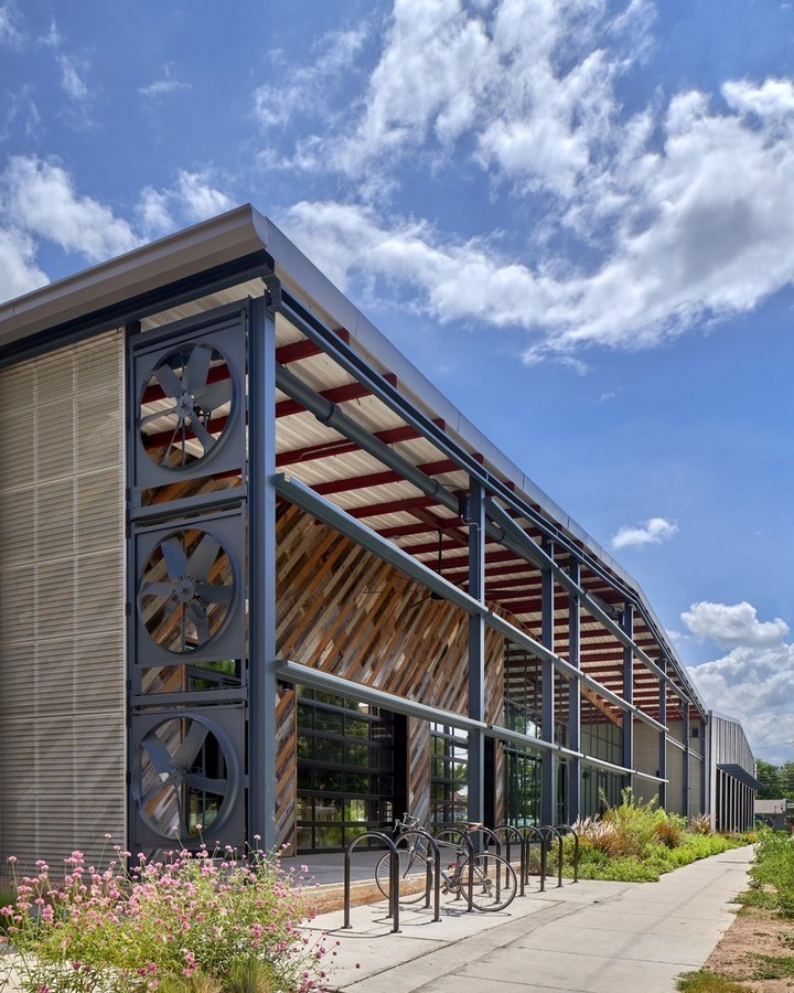 Project - UPCycle Office, Austin, US- sheet2